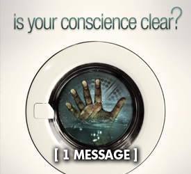 Is Your Conscience Clear? 16700