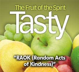 RAOK (Random Acts of Kindness) 17105