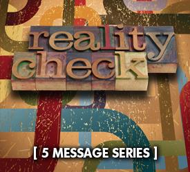Reality Check (Series) 18400