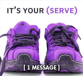 It's Your Serve 19100