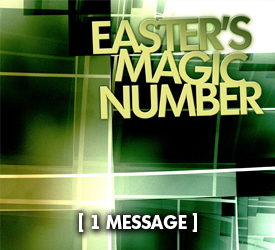 Easter's Magic Number 21400