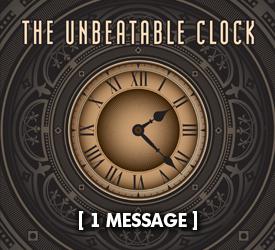The Unbeatable Clock 21600