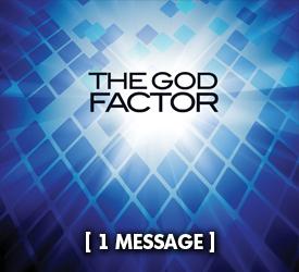 The God Factor 22200