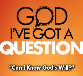 Can I Know God's Will? 22503