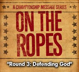 Round 3: Defending God 23103