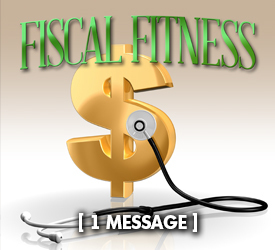 Fiscal Fitness 25900