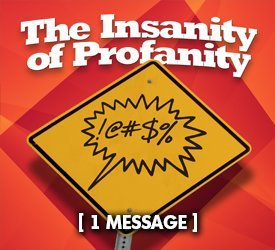 The Insanity of Profanity