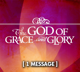 The God of Grace and Glory 26600