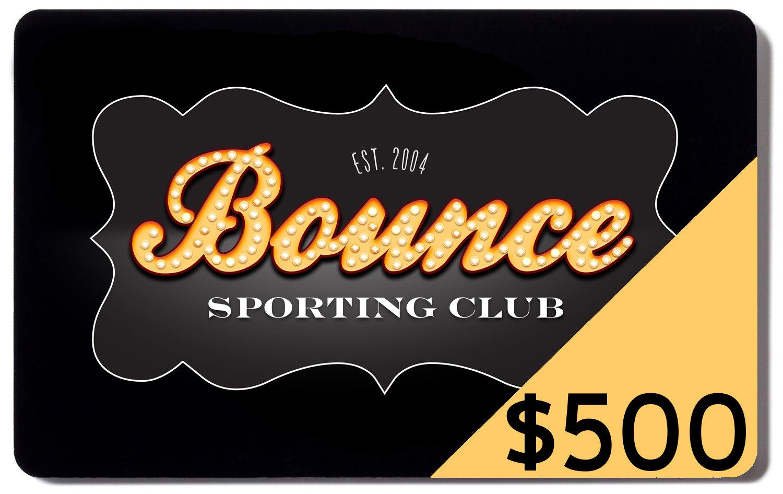 $500 NY Gift Card