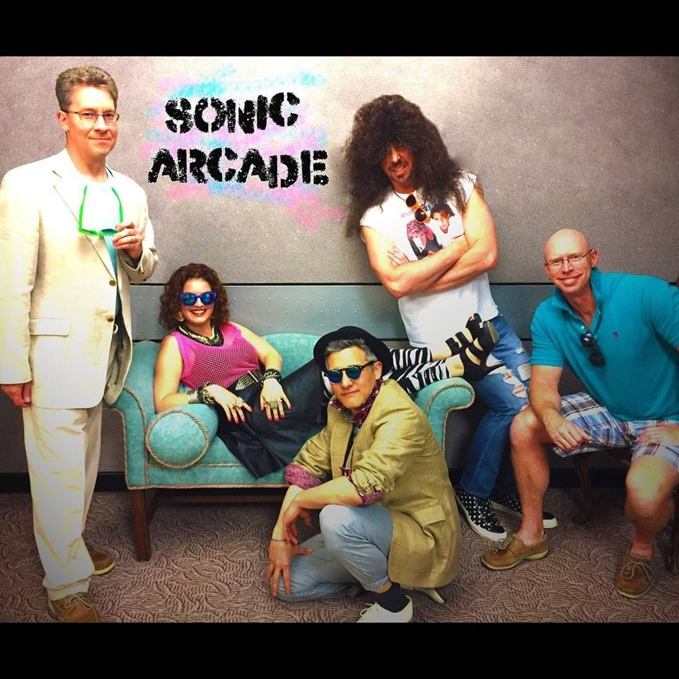 "Sonic Arcade ""80s Dance Party"" – Jan 13 2018 – 7:30pm 00237"