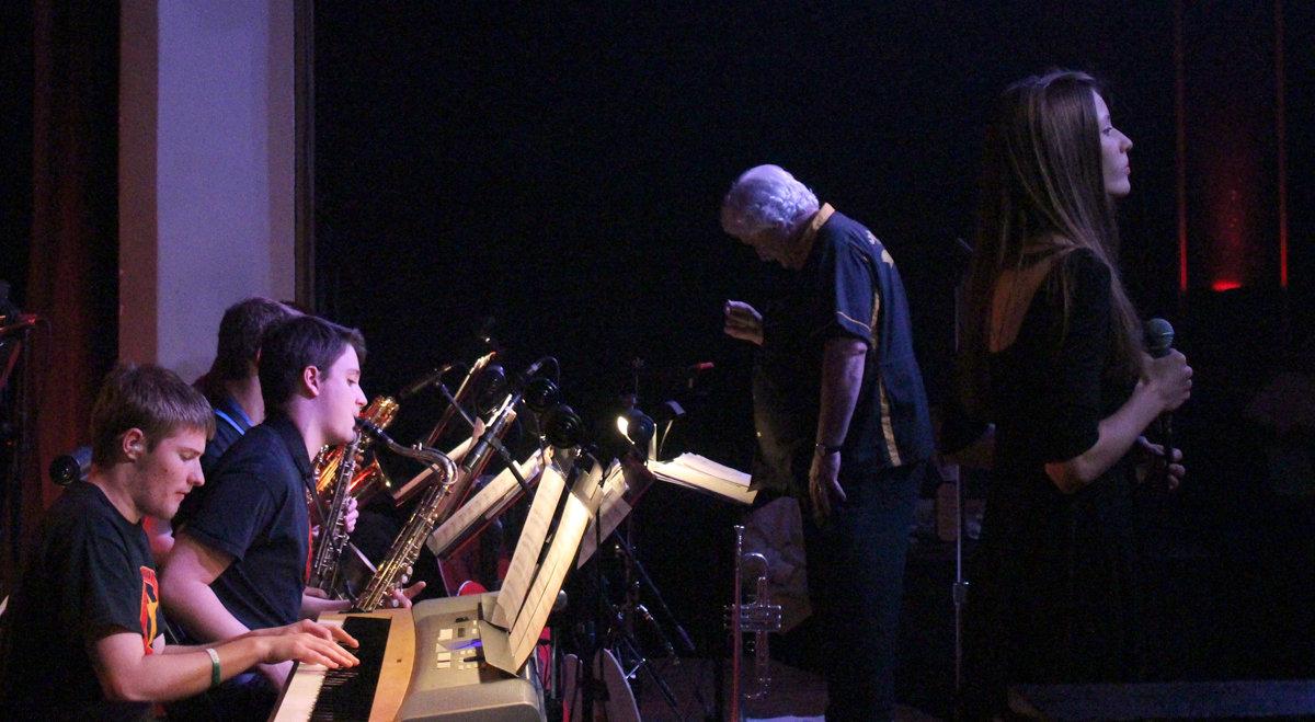 Longmont HS All-star Jazz Band – April 17 2018 – 7:00pm 00284