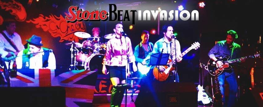 Stone Beat Invasion – Jan 11 2019 – 7:30pm 01341