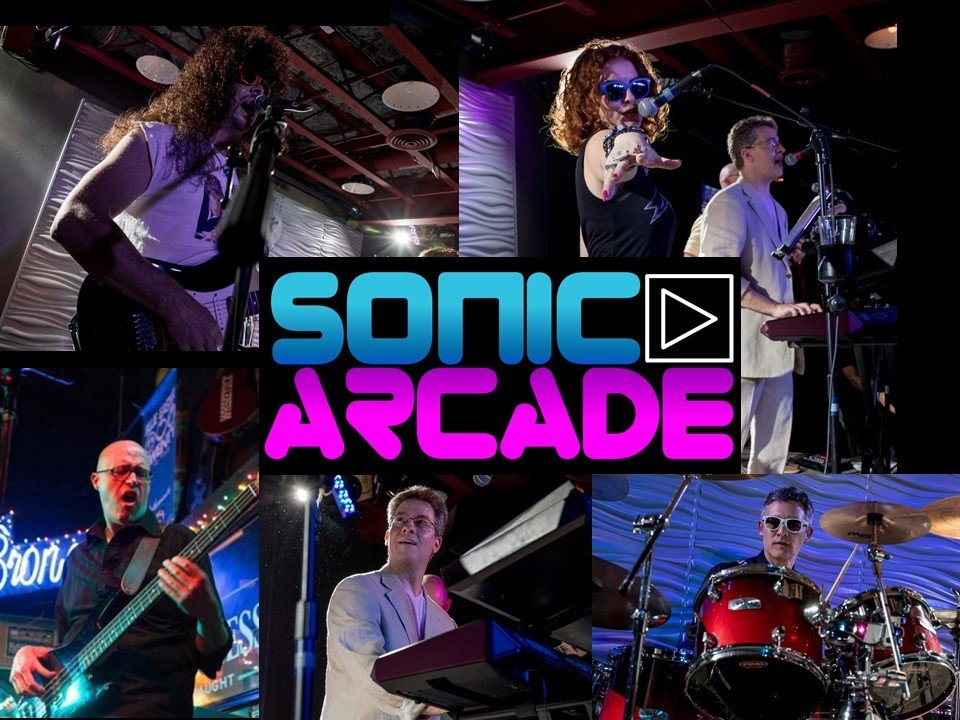 "Sonic Arcade ""80s Dance Party"" – Jan 12 2019 – 7:30pm 01342"