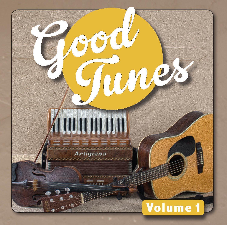 Good Tunes Volume 1 CD - 40 tracks