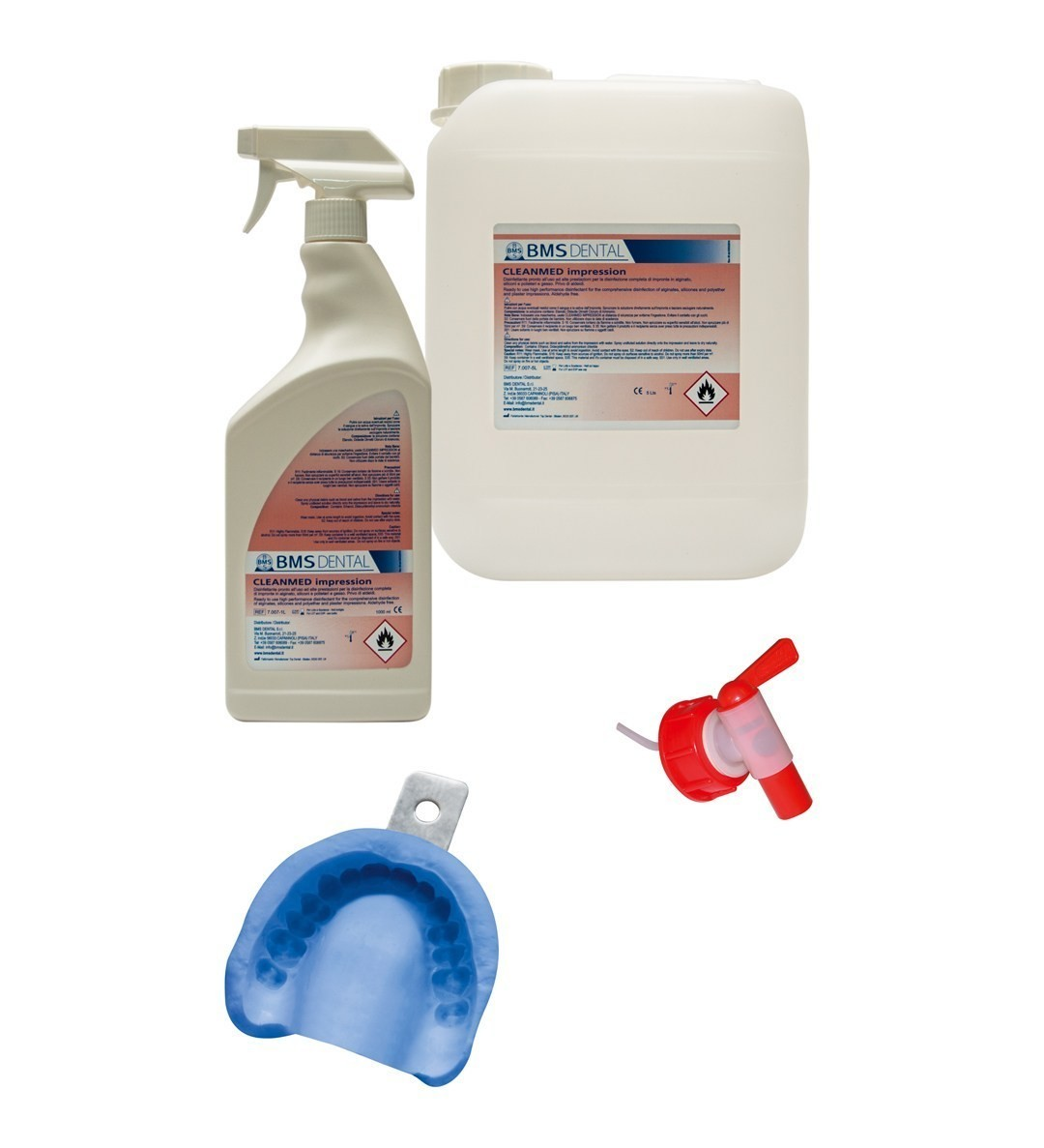 Cleanmed Impression 1L