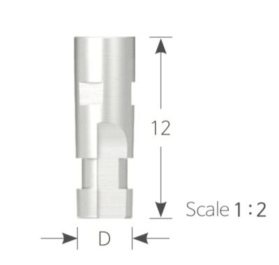Analog LAB Implant (Fixture Analog)