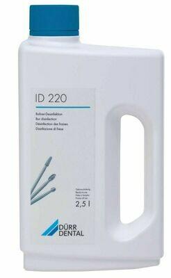 ID 220 Solutie pentru dezinfecție instrumente rotative