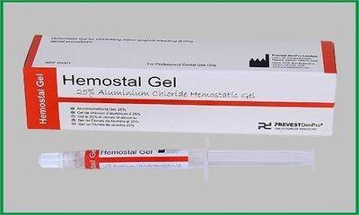 Hemostal gel