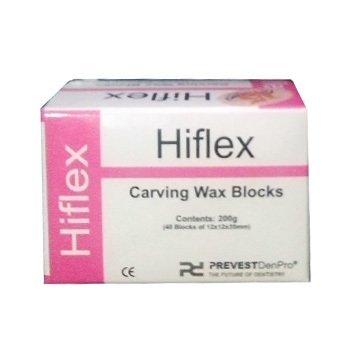 Hiflex carving wax blocks