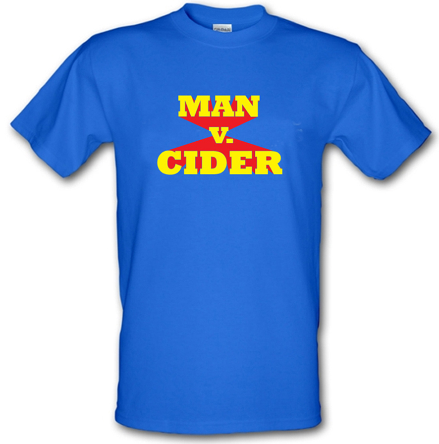 MAN VS CIDER