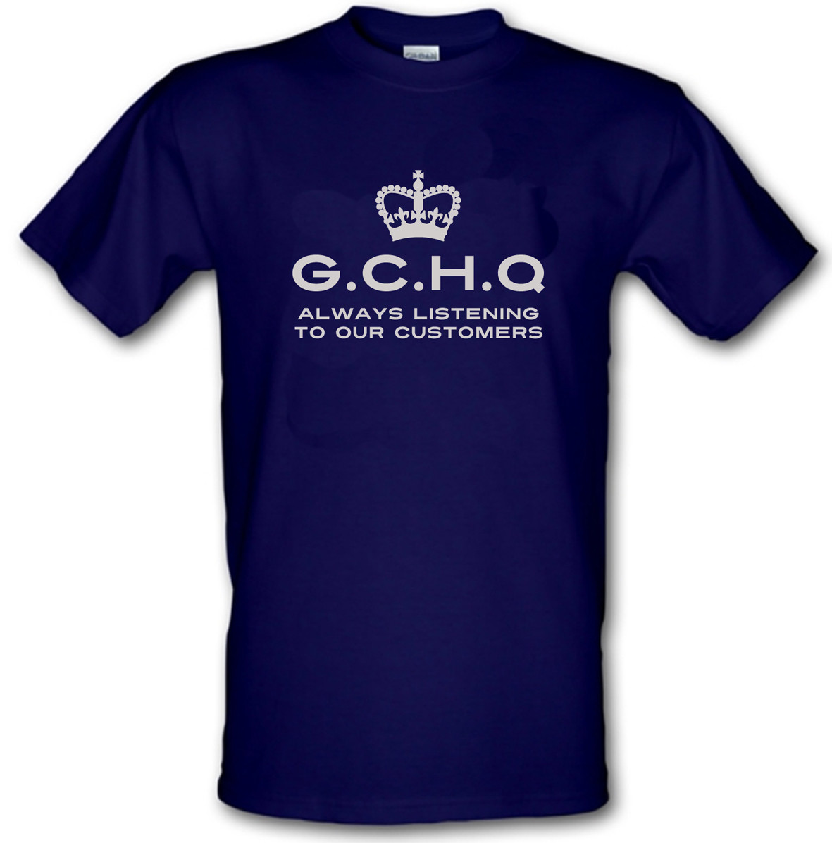 GCHQ- ALWAYS LISTENING TO OUR CUSTOMERS