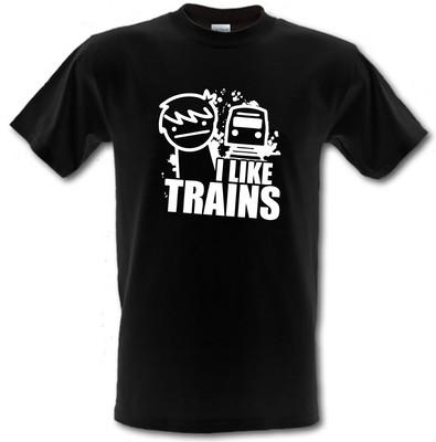 ASDF I LIKE TRAINS