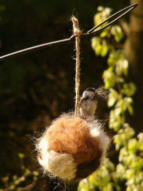 Nesting Ball