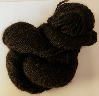 Breezy Hill Cottage-Milled, Hand-Dyed Yarn - Espresso
