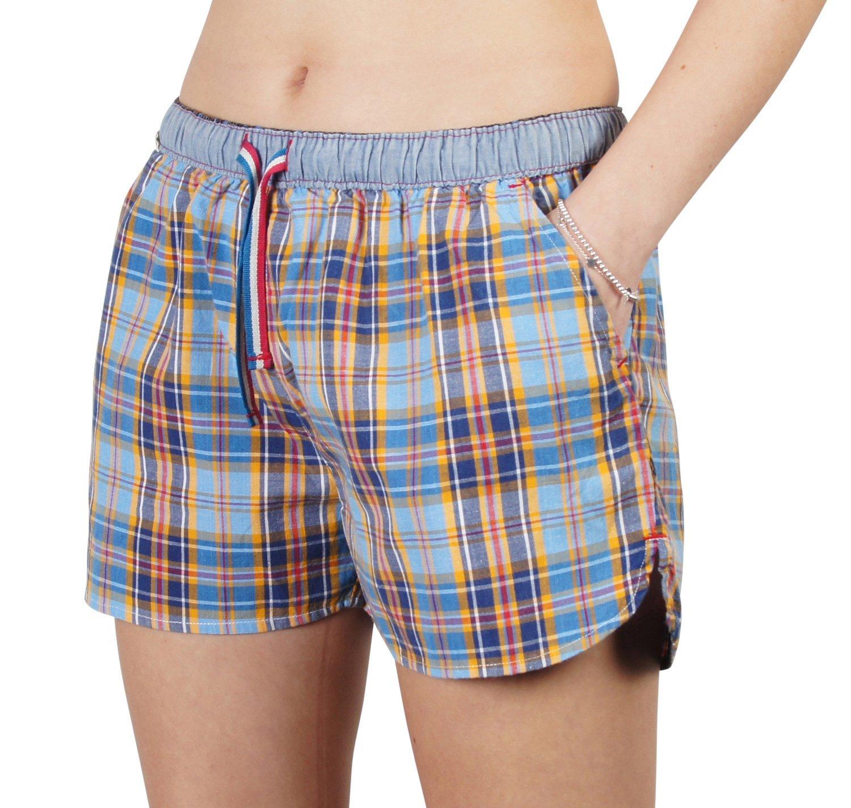 LUCA DAVID Olden Glory Ladies Shorts