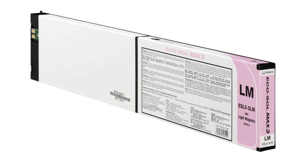 ECO-SOL MAX3 ink cartridge light magenta 500ml