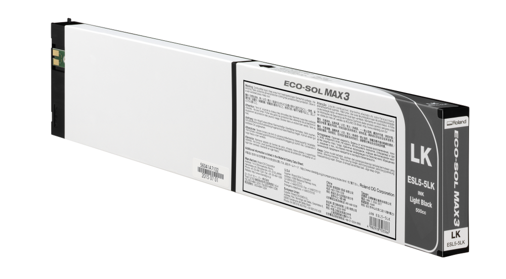 ECO-SOL MAX3 ink cartridge light black 500ml