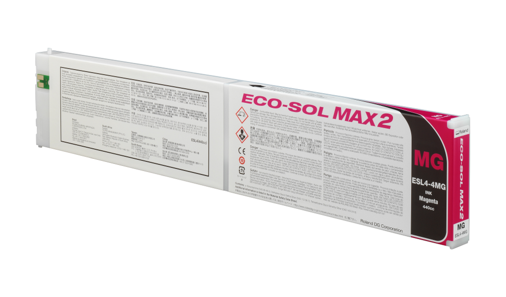 ECO-SOL MAX2 ink cartridge magenta 440ml