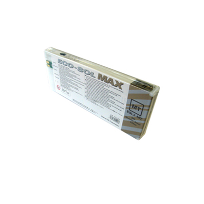 Eco Sol MAX ink cartridge metallic silver