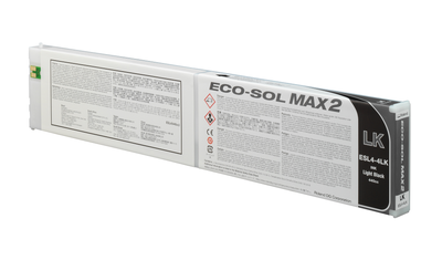 ECO-SOL MAX2 ink cartridge light black 440ml
