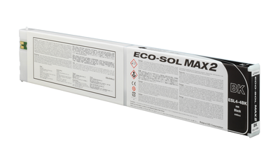 ECO-SOL MAX2 ink cartridge black 440ml