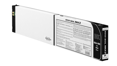 ECO-SOL MAX3 ink cartridge black 500ml