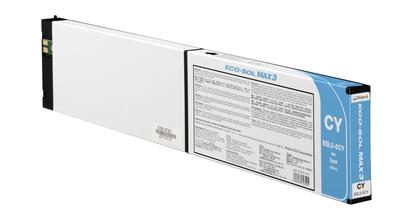 ECO-SOL MAX3 ink cartridge cyan 500ml