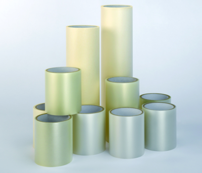 Applicatiefolie transparant met drager 50m /61cm