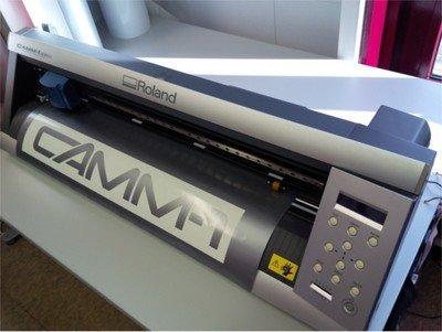 Roland GX-24 tweedehands snijplotter