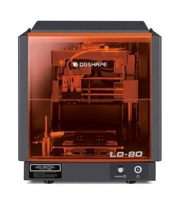 DGSHAPE LD-80 Laser Decorator