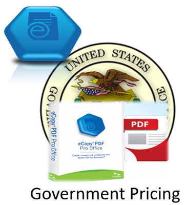 eCopy PDF Pro Office version 6.3 1 license 5 users 18 months support