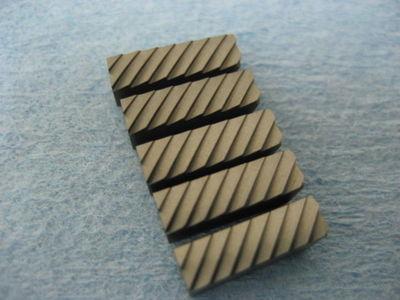 Serrated blades 1/2