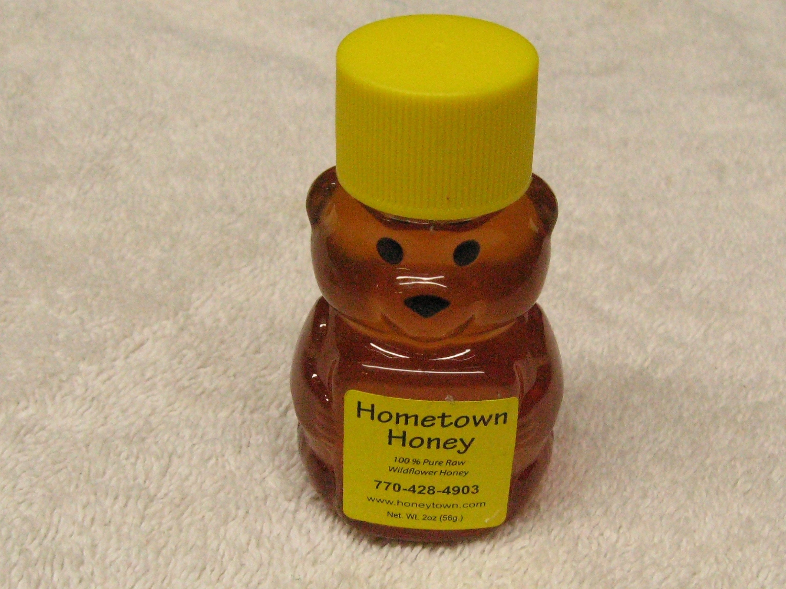 Honey Bear - 2.0 oz. hth011