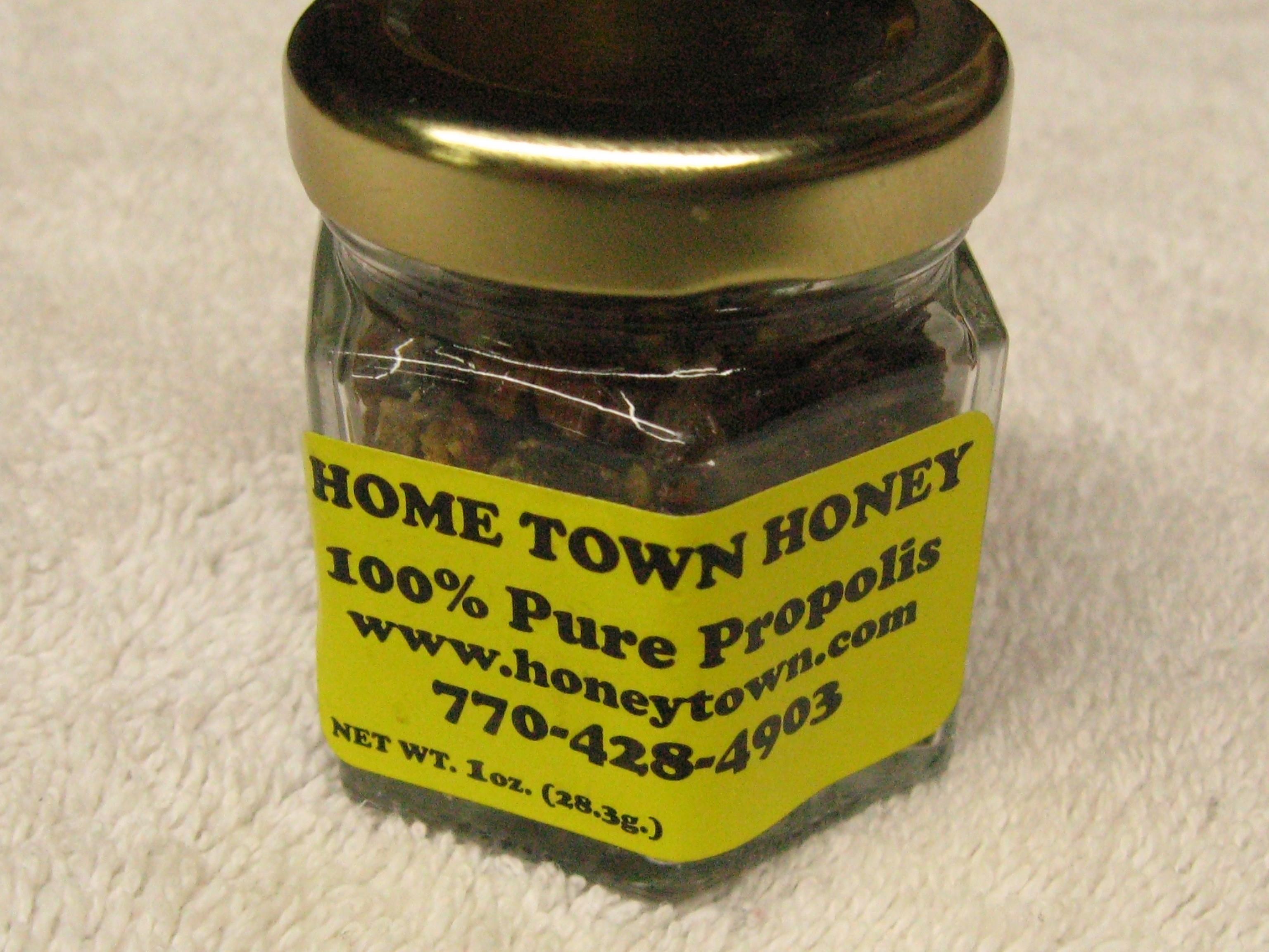 Propolis 100%- 1 oz. jar hth005