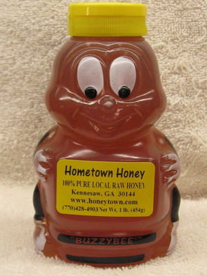 16oz Honey Bee Plastic
