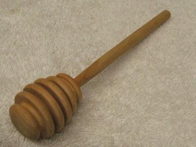 Wooden Honey Dabber