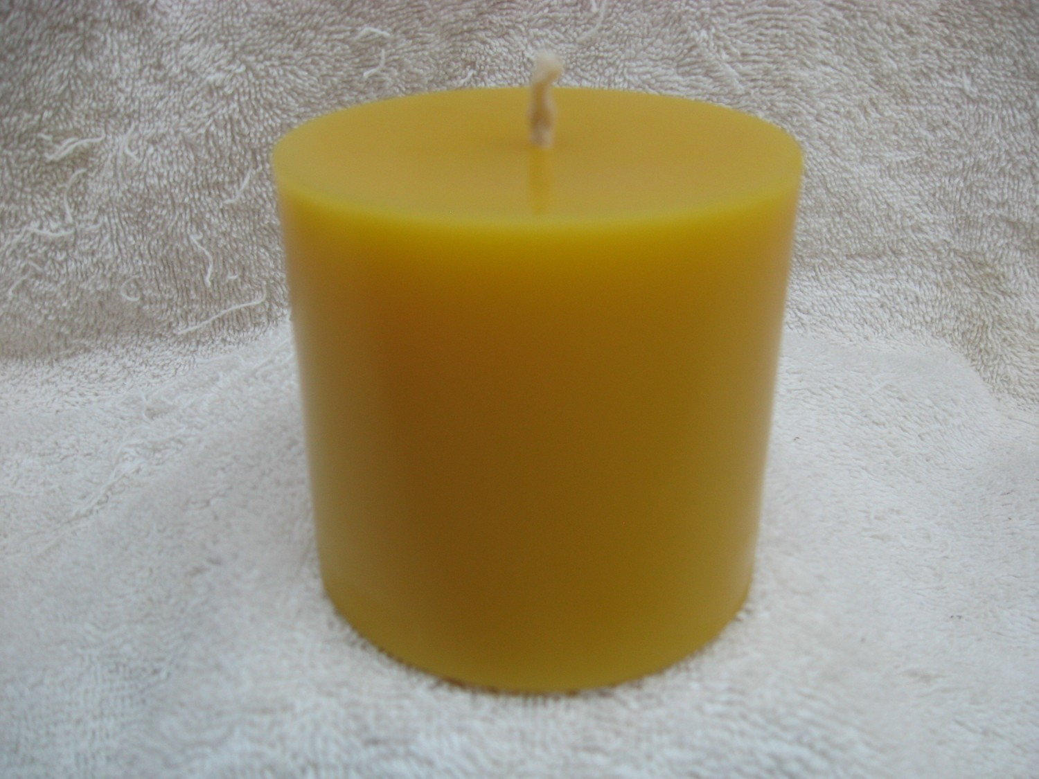 Flat Top Votive Candle