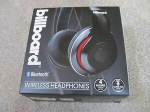 Billboard BB430  Bluetooth Black Headphones