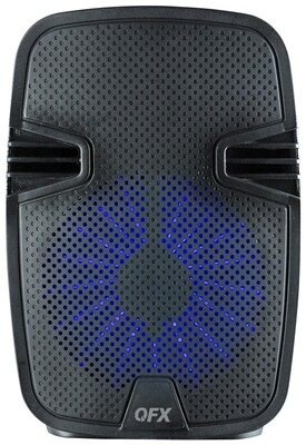 "QFX - 8"" TWS READY RECHARGEABLE PARTY SPEAKER pbx-82"
