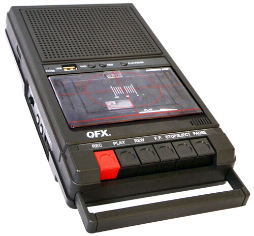 SHOEBOX TAPE RECORDER RETRO-39